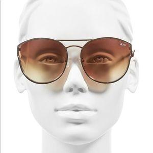 NWT Quay Sunglasses